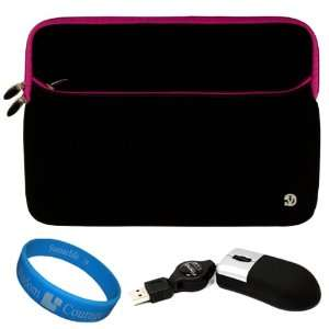 Durable Protective Neoprene Laptop Sleeve for Acer 12.1 inch Laptop