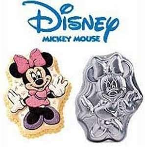 Wilton Minnie Mouse Cake Pan #2105 3602 (1998)  Home