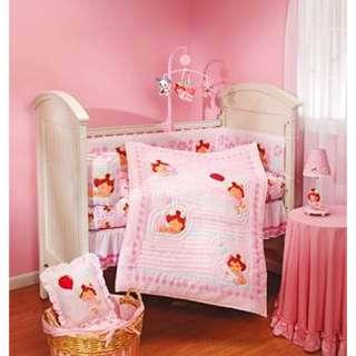 Strawberry Shortcake Nursery in a Bag 10 Piece Set