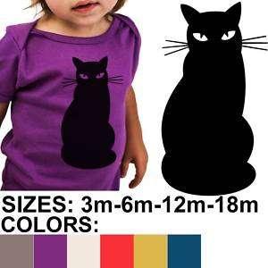 Cat American Apparel Organic Baby Lap Shirt (4000org)