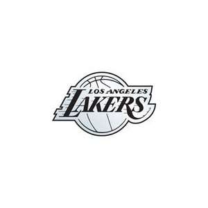 Los Angeles Lakers NBA Basketball Car Chrome 3D Trunk