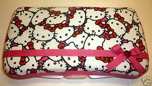 Customized Baby Wipes Case, Hello Kitty, Very Cute  NEW