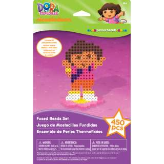 PERLER BEADS DORA HANGER BOX KIT
