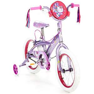 Hello Kitty Girls Bike by Huffy, 16 Bicycle