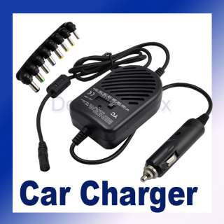 Universal Car DC Charger Adapter for Laptop Notebook HP