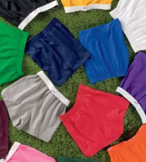 PACK SOFFE SHORTS YOUTH GIRLS CHEER DANCE GYM NEW