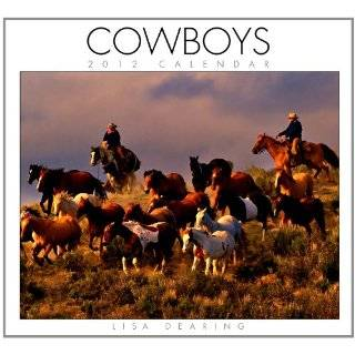 2012 Cowboys Wall calendar by Zebra Publishing Corp. ( Calendar