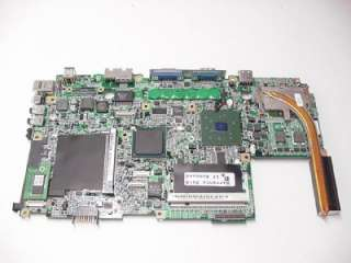 NEW OEM Dell Latitude D400 1.4Ghz Motherboard T0400