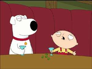 Shayne Michaeledys Gift Shop   Family Guy Presents Stewie Griffin