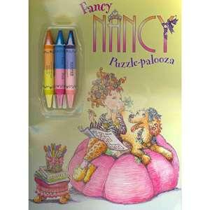 Fancy Nancy Puzzle Palooza, OConnor, Jane Childrens