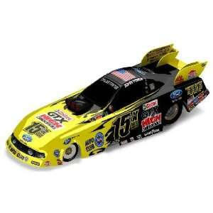 com John Force 15X Champion Diecas Car, 1/64 Scale