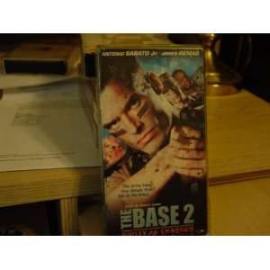 Base 2: Guilty As Charged [VHS]: Antonio Sabato Jr., James
