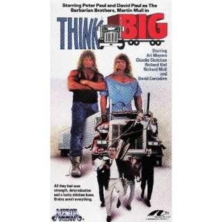 com Think Big [VHS] Peter Paul, David Paul, Martin Mull, Ari Meyers
