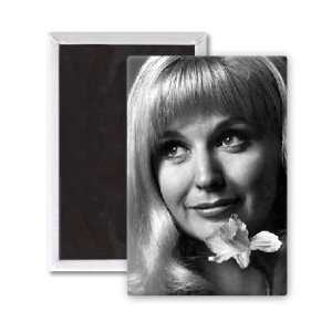 Nyree Dawn Porter   3x2 inch Fridge Magnet   large