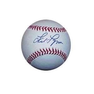 Autographed Fred Lynn Baseball
