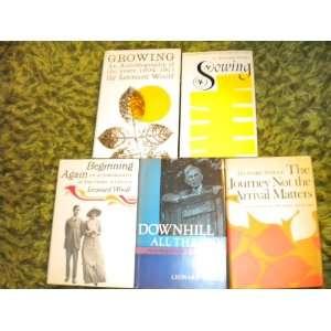 Autobiography of Leonard Woolf (Five Volume Set) Leonard Woolf Books