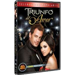 William Levy, Daniela Romo, Victoria Ruffo, Maite Perroni: Movies & TV