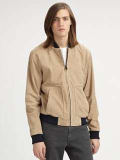 Marc by Marc Jacobs   Summer Suede Jacket