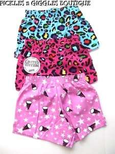 PICK GIRLS SOFFE SHORTS LIMITED EDITION SMALL 7 MEDIUM 8 10 NEW CHEER
