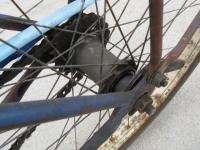 1956 Schwinn made BF Goodrich Vintage fat tire cruiser 26 Bicycle