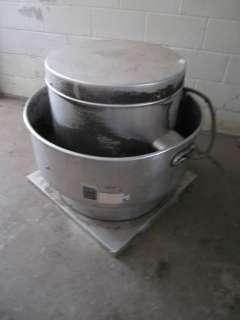 Greenheck Cube 180 LMDS QD Restaurant Centrifugal Upblast Exhaust Fan