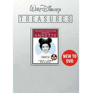 Walt Disney Treasures The Mickey Mouse Club Presents Annette 1957