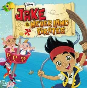 20  PETER PAN Jake & Neverland Pirates PLUSH DOLL Hook