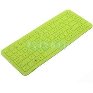 Green Silicone Keyboard Cover Protector Skin for HP Pavilion G4 G6