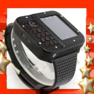 Cell Phone Wrist Watch Mobile  MP4 Camera SPY NEW