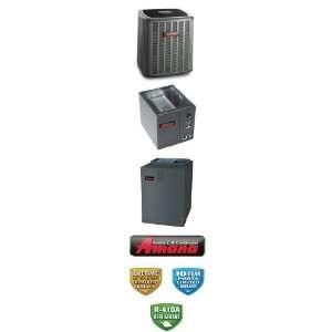 4 Ton 16 Seer Amana Heat Pump System   ASZC160481