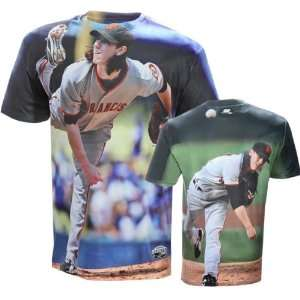 Tim Lincecum San Francisco Giants Youth Hi Def Sublimated