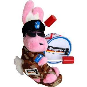 Army Military Camouflage   Pink Energizer Bunny Plush 8