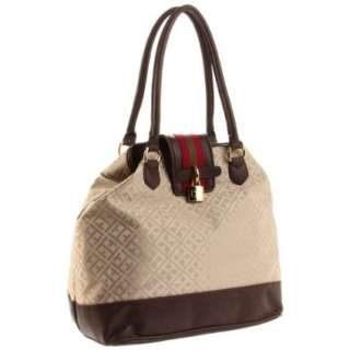 Tommy Hilfiger Heritage Charm Tote   designer shoes, handbags, jewelry