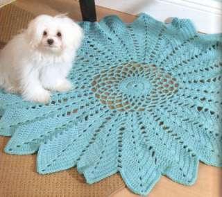 Free Crochet Pattern: Homespun® Baby 'Little Victory' Blanket