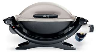 Weber 386002 Q 100 Portable Propane Gas Grill NEW