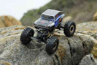 Electric RC Rock Crawler Truck 1/10 Scale Rockslide RS10 XT