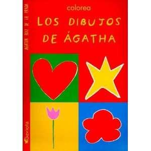 DIBUJOS DE AGATHA, LOS (LIBRO PARA COLOREAR