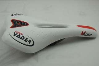Road MTB Bike Bicycle Cycling White Saddle Seat S006