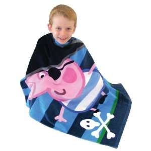 Peppa Pig George Pirate Beach Towel