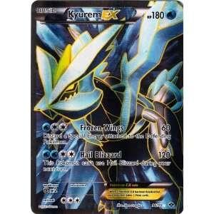 Pokemon   Kyurem EX (96)   BW   Next Destinies   Holofoil