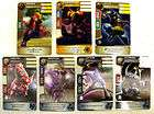 REDAKAI Rare PROMO Card Lot / 7 GOLD HARRIER Spykor FRO