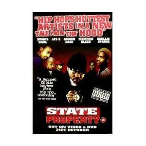 Music   Rap / Hip Hop Posters Jay Z   State Property   76x51cm