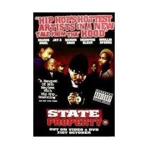 Music   Rap / Hip Hop Posters Jay Z   State Property   76x51cm