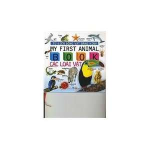 My First Animal Book/Tu Dien Anh Viet Bang Hinh